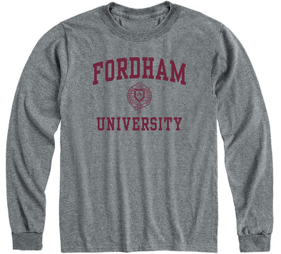 Fordham University Heritage Long Sleeve T-Shirt