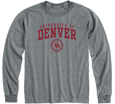University of Denver Heritage Long Sleeve T-Shirt