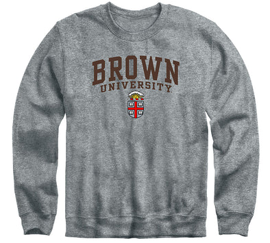 Brown Heritage Sweatshirt (Charcoal Grey)