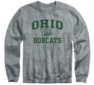 Ohio University Heritage Sweatshirt (Charcoal Grey)