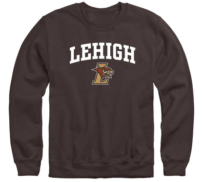 Lehigh University Heritage Sweatshirt (Brown)