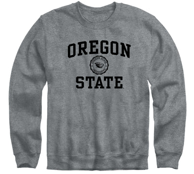Oregon State University Heritage Sweatshirt (Charcoal Grey)