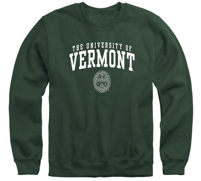 University of Vermont Heritage Sweatshirt (Hunter Green)