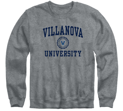 Villanova University Heritage Sweatshirt (Charcoal Grey)
