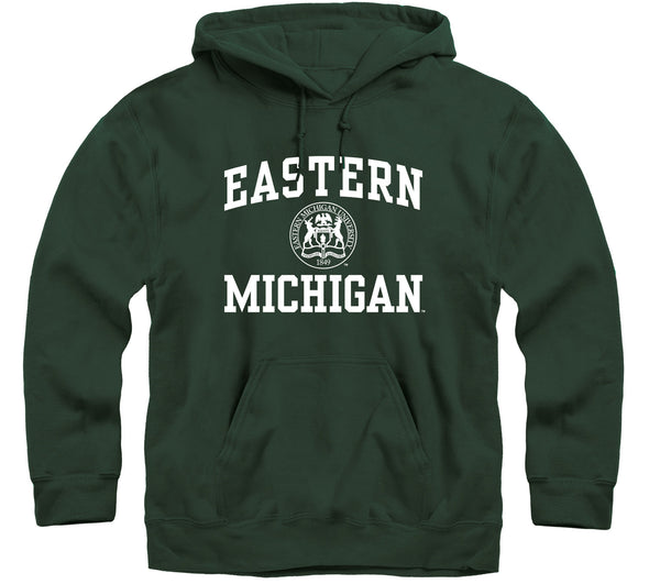 Eastern Michigan University Heritage Hooded Sweatshirt