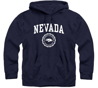 University of Nevada Reno Heritage Hooded Sweatshirt