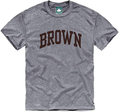 Brown Classic T-Shirt (Charcoal Grey)