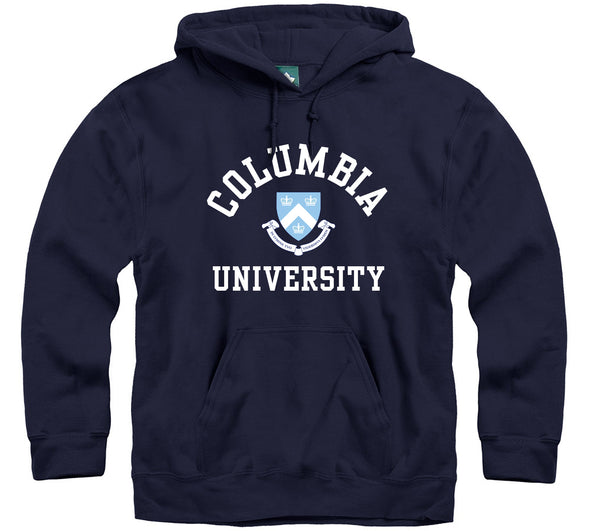 Columbia Crest Hooded Sweatshirt (Navy)