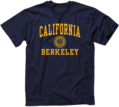 UC Berkeley Heritage T-Shirt (Navy)