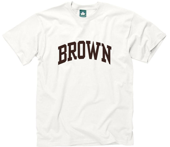 Brown University T-shirt (White)