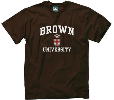 Brown Crest T-Shirt (Brown)