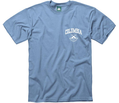 Columbia Scholar T-Shirt (Light Blue)