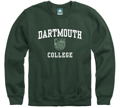 Dartmouth Crest Sweatshirt (Hunter)