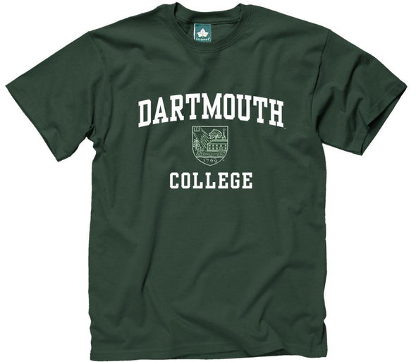 Dartmouth Crest T-Shirt (Hunter)