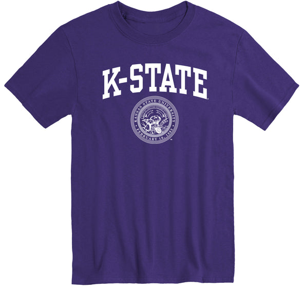 Kansas State University Heritage T-Shirt (Purple)