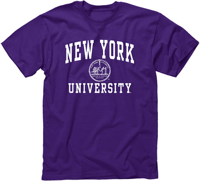 New York University Heritage T-Shirt (Violet)