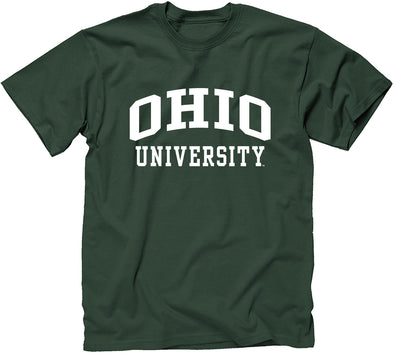 Ohio University Classic T-Shirt (Hunter Green)
