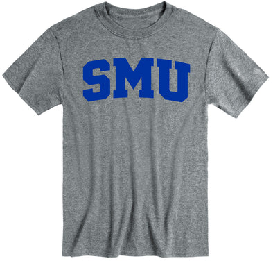 Southern Methodist University Classic T-Shirt (Charcoal Grey)