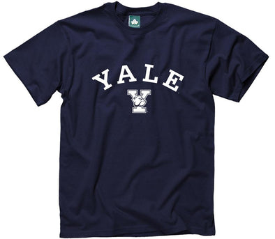 Yale Athletics T-shirt (Navy)