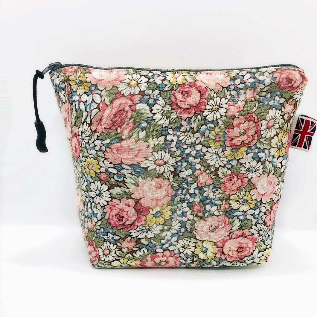 Flowers Old English Peonies Bag
