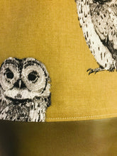 Load image into Gallery viewer, Owl Tawny Brown Bag