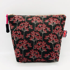 Flowers Midnight Wild Elderflower Bag