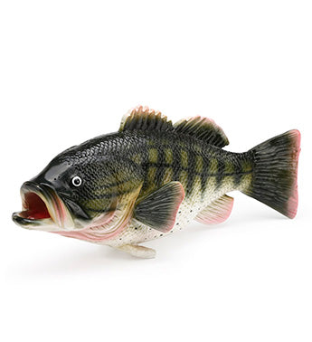 Large Mouth Bass Statuary