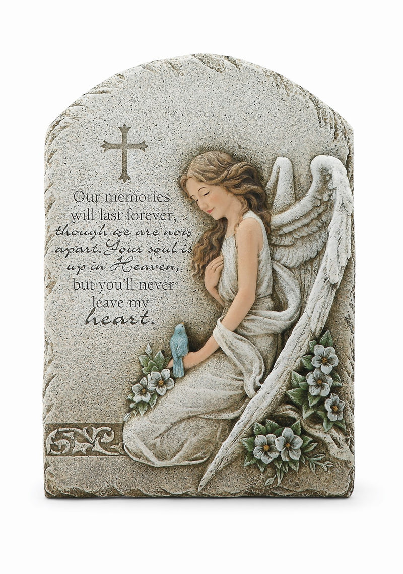 Angel Sympathy Plaque