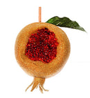 Gold Pomegranate Ornament