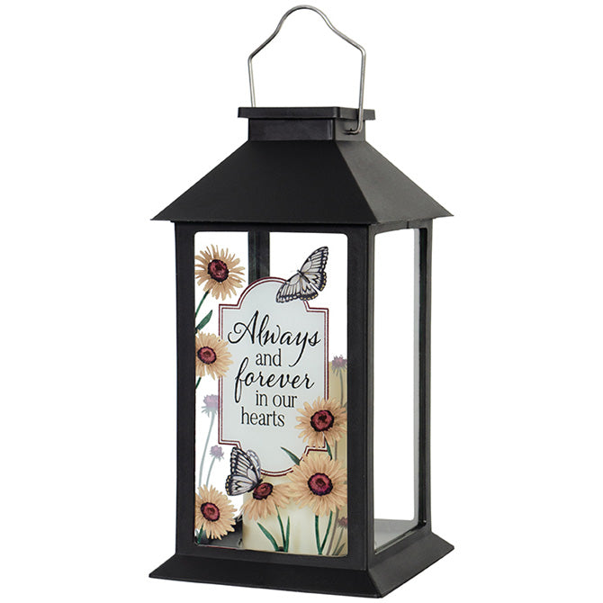 """Always and Forever"" Solar Lantern"