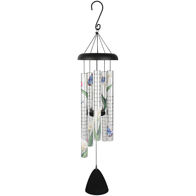 "36"" Called You Home Picturesque Windchime"