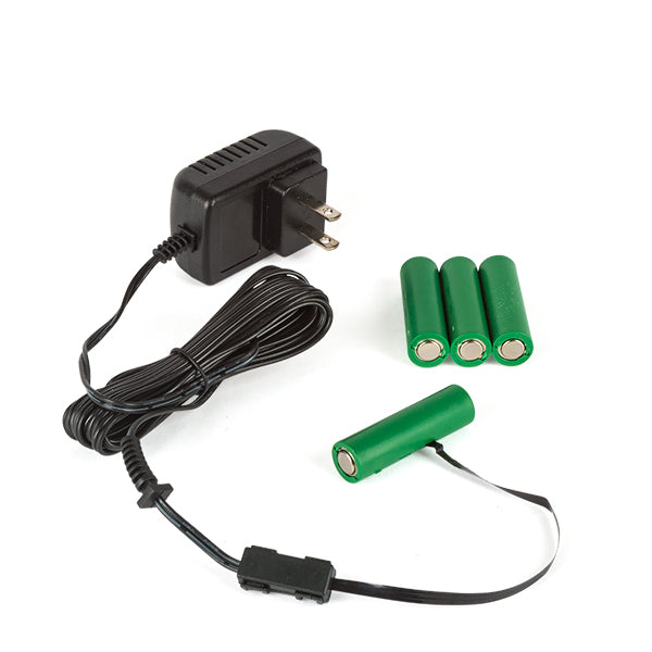 AA Battery Replacement Power Cord