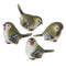 "2.5"" Spring Bird Figurines"