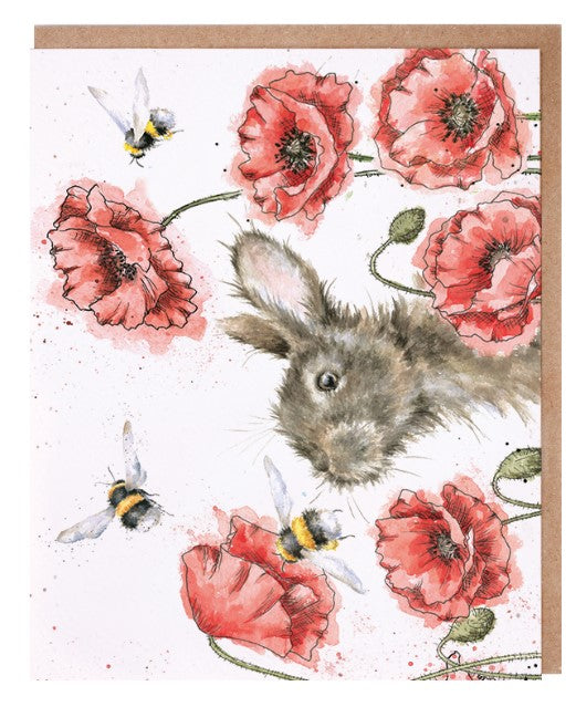 'Let it Bee' card