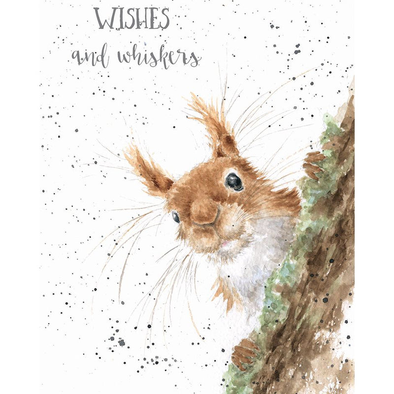 'Whiskers' card