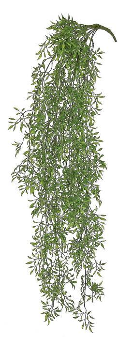 Mini Ruscus Vine Silk Spray