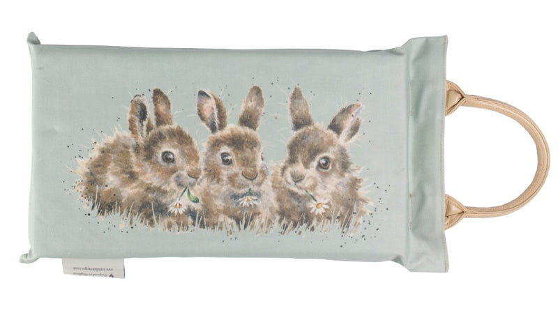 Birds Bunnies Garden Kneeler