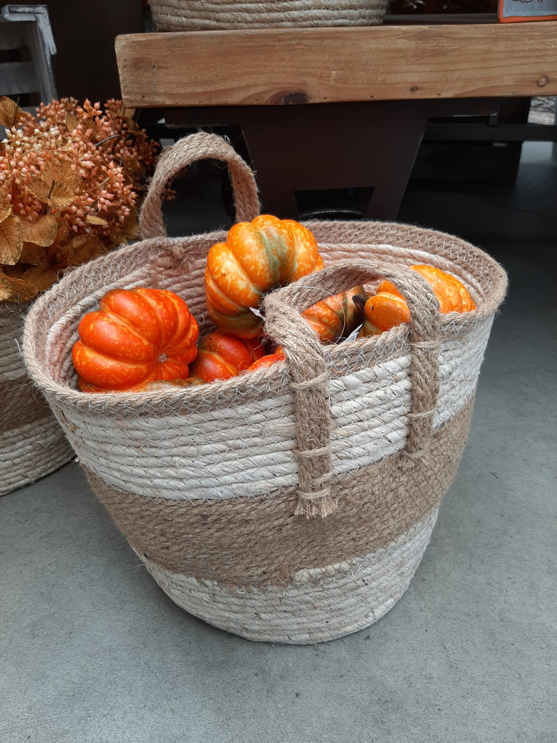 Maize Baskets With Handles