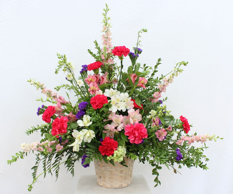 Pathway of Flowers Arrangement
