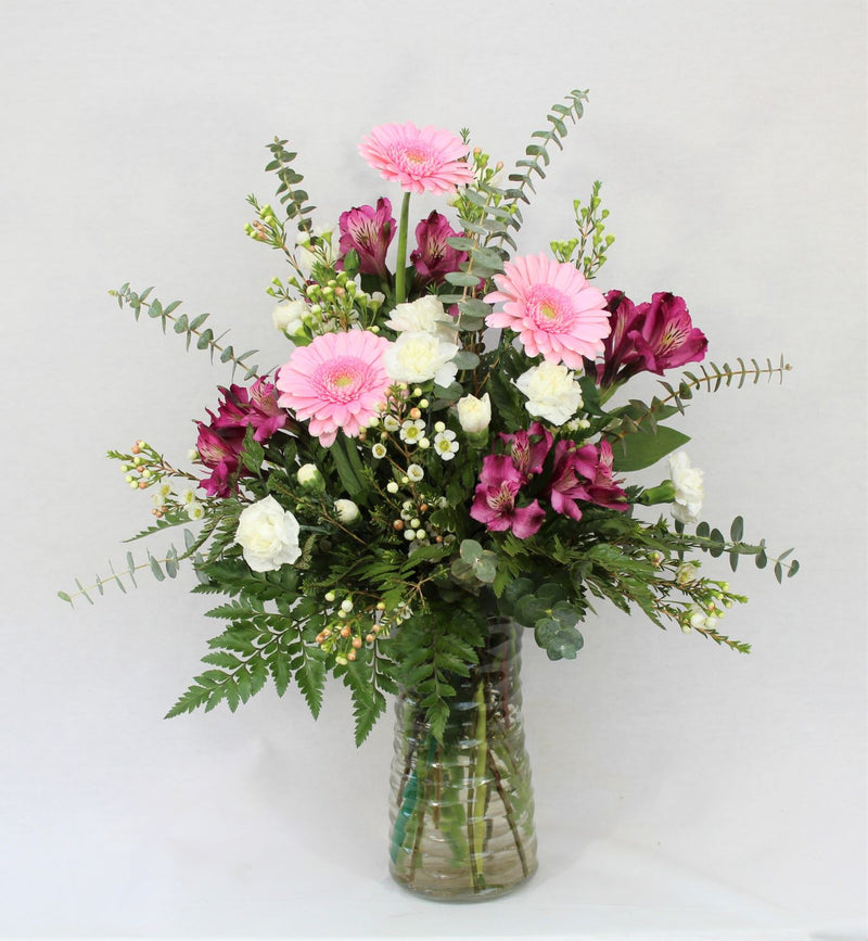 'Pretty in Pink' Floral Design