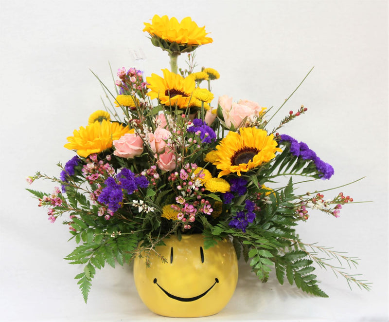 'Happy Day' Flower Design
