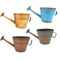 "10"" Vintage Watering Can Planter"