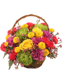 'Colorfulness' Flower Bouquet
