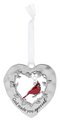 """Special"" Always in My Heart Cardinal Ornament"