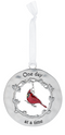"""One Day"" Always in My Heart Cardinal Ornament"