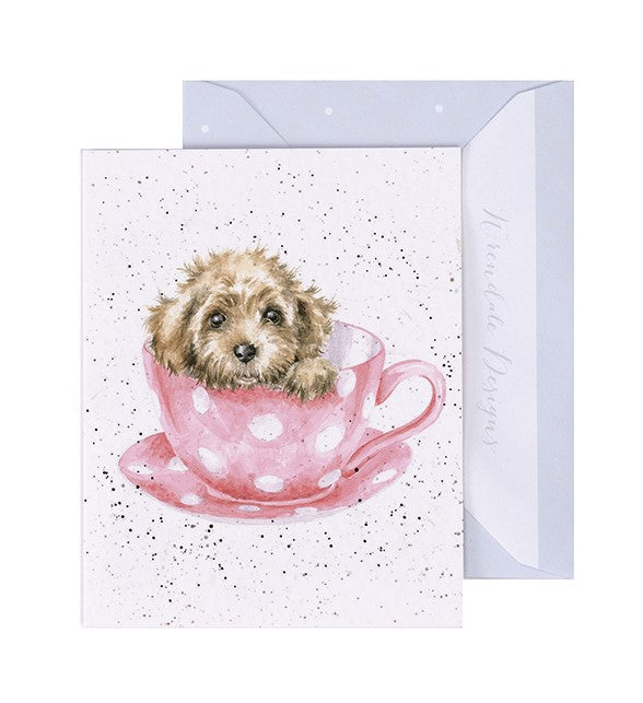 'Teacup Pup' Gift Enclosure