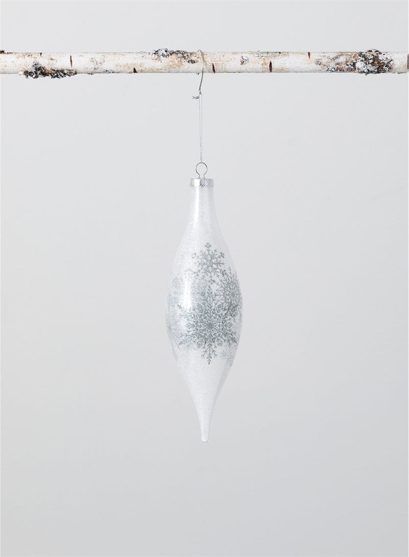 Arctic Winter Finial Ornament