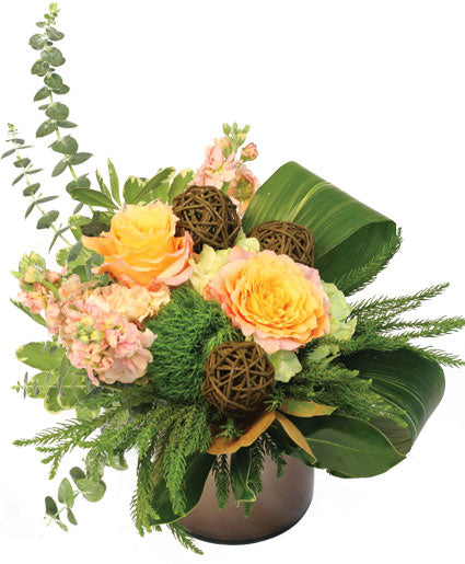 'Whimsical Woods' Floral Design