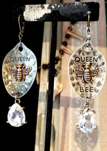 Savannah Hoffman Queen Bee Earrings