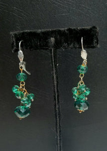 Savannah Hoffman Green Earrings